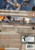 Battlestations: Pacific Xbox 360 Back Cover