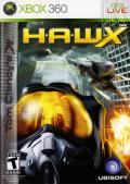 Tom Clancy's H.A.W.X Xbox 360 Front Cover