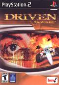 Driven PlayStation 2 Front Cover