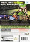 WWE Smackdown vs. Raw 2009 Wii Back Cover