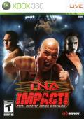 TNA iMPACT! Xbox 360 Front Cover