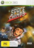 Space Chimps Xbox 360 Front Cover