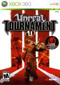 Unreal Tournament III Xbox 360 Front Cover