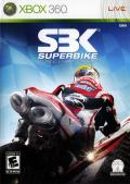 SBK: Superbike World Championship Xbox 360 Front Cover