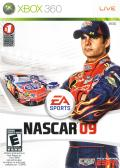 NASCAR 09 Xbox 360 Front Cover