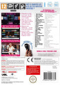 U-Sing Wii Back Cover