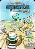 Boomerang Sports Vôlei Zeebo Front Cover
