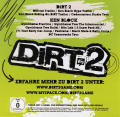 Colin McRae: DiRT 2 (Special Edition) Windows Other Bonus Disc - Sleeve - Back