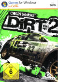 Colin McRae: DiRT 2 (Special Edition) Windows Other Keep Case - Front