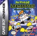 Dexter's Laboratory: Deesaster Strikes! Game Boy Advance Front Cover
