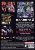 Manhunt 2 Windows Back Cover