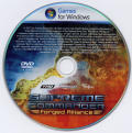 "Supreme Commander (Gold Edition) Windows Media <moby game=""Supreme Commander: Forged Alliance"">Supreme Commander: Forged Alliance</moby> disc"