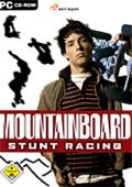 Mountainboard Stunt Racing Windows Front Cover