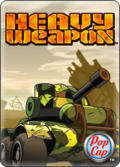 Heavy Weapon Deluxe Zeebo Front Cover
