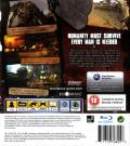 Resistance 2 PlayStation 3 Back Cover