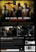 Left 4 Dead 2 Xbox 360 Back Cover