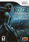 Rogue Trooper Wii Front Cover