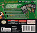 Clubhouse Games Nintendo DS Back Cover