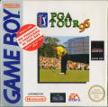 PGA Tour 96 Game Boy Front Cover