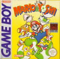 Yoshi Game Boy Front Cover