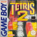 Tetris 2 Game Boy Front Cover