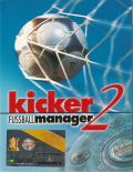 Kicker Fussballmanager 2 Windows Front Cover