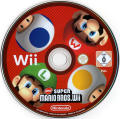 New Super Mario Bros. Wii Wii Media