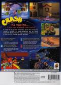 Crash Bandicoot: The Wrath of Cortex PlayStation 2 Back Cover