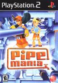 Pipe Mania PlayStation 2 Front Cover