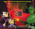 "Army Men: ""Toys in Space"" Windows Other Jewel Case - Back"