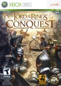 The Lord of the Rings: Conquest Xbox 360 Front Cover