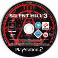 Silent Hill 3 PlayStation 2 Media