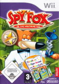 "Spy Fox in ""Dry Cereal"" Wii Front Cover"