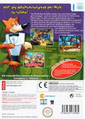 """Spy Fox in """"Dry Cereal"""" Wii Back Cover"""