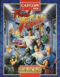 Final Fight ZX Spectrum Front Cover