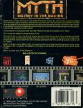 Myth: History in the Making ZX Spectrum Back Cover