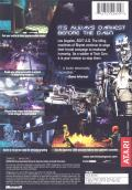 The Terminator: Dawn of Fate Xbox Back Cover