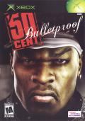 50 Cent: Bulletproof Xbox Front Cover
