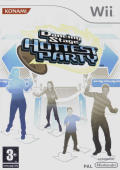 Dance Dance Revolution Hottest Party Wii Front Cover