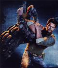 Uncharted 2: Among Thieves PlayStation 3 Inside Cover Left