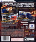 Wheelman PlayStation 3 Back Cover