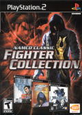 Namco Classic Fighter Collection PlayStation 2 Front Cover