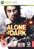 Alone in the Dark (Limited Edition) Xbox 360 Other Game - Keep Case - Front