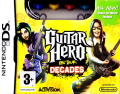 Guitar Hero: On Tour - Decades Nintendo DS Front Cover