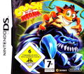 Crash of the Titans Nintendo DS Front Cover