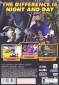 Sonic Unleashed PlayStation 2 Back Cover