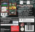 Need for Speed: Carbon - Own the City Nintendo DS Back Cover