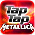 Tap Tap Revenge: Metallica iPhone Front Cover