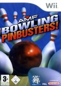AMF Bowling Pinbusters! Wii Front Cover
