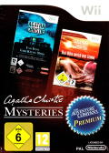 Agatha Christie Mysteries Wii Front Cover